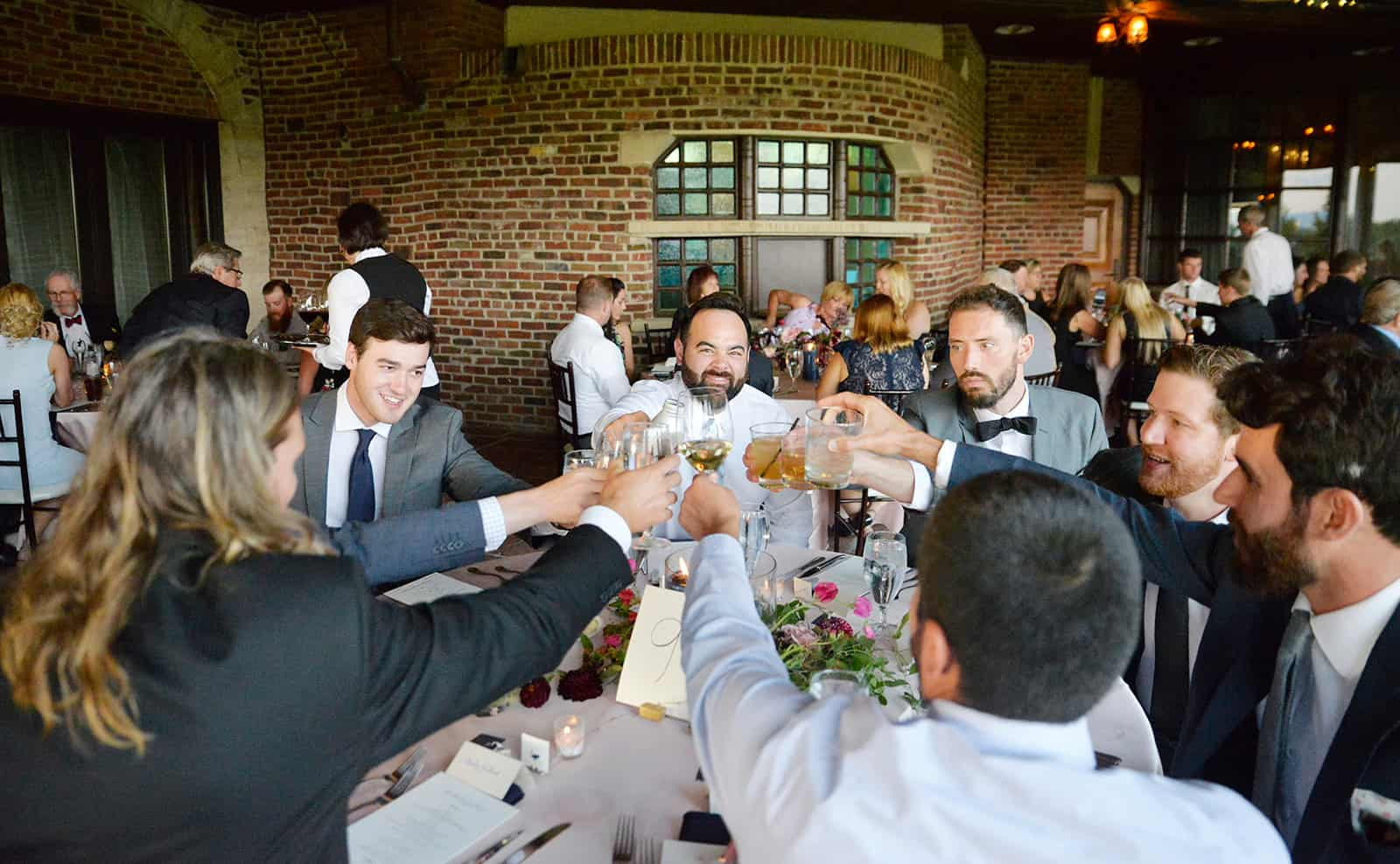 Toasts at Cherry Hills Country Club