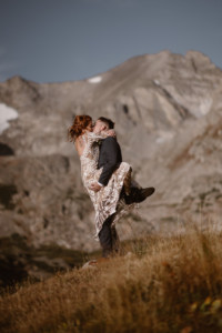 Adventure Hiking Elopement