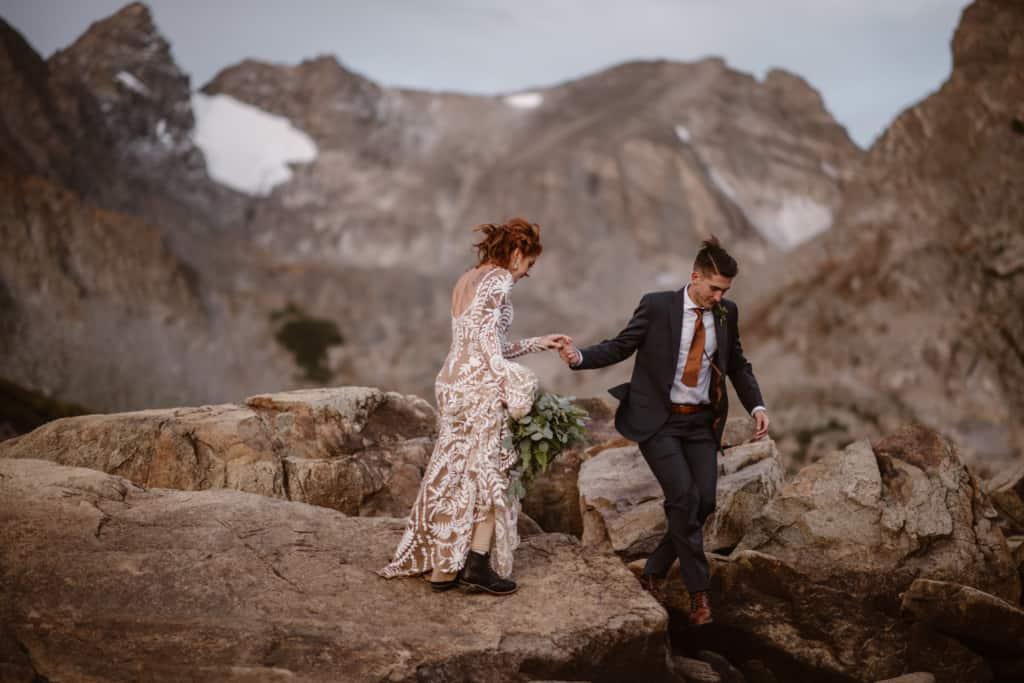 Breckinridge wedding location in Colorado Elopement Package