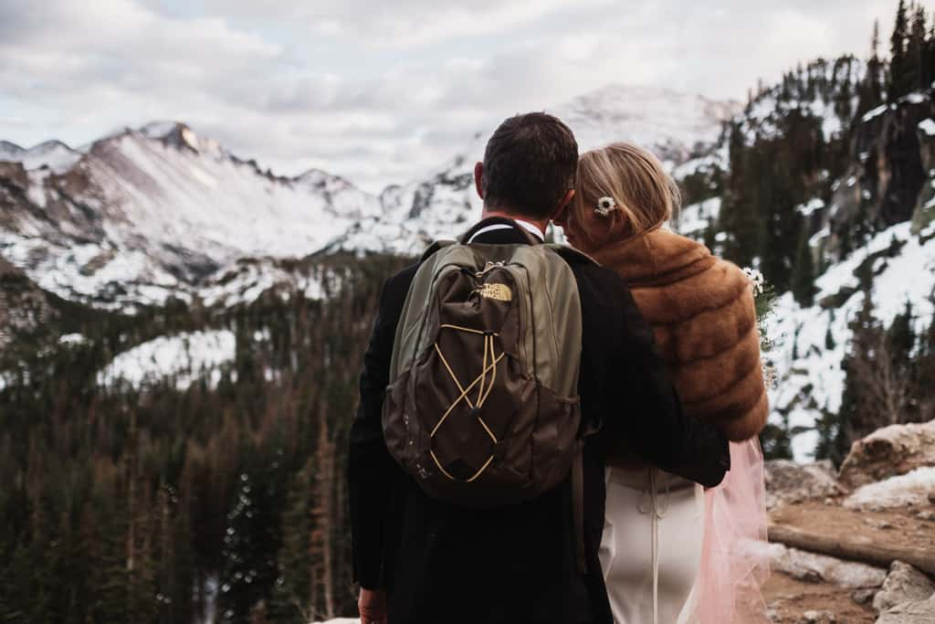 backpacking Elopement Rocky Mountain National Park