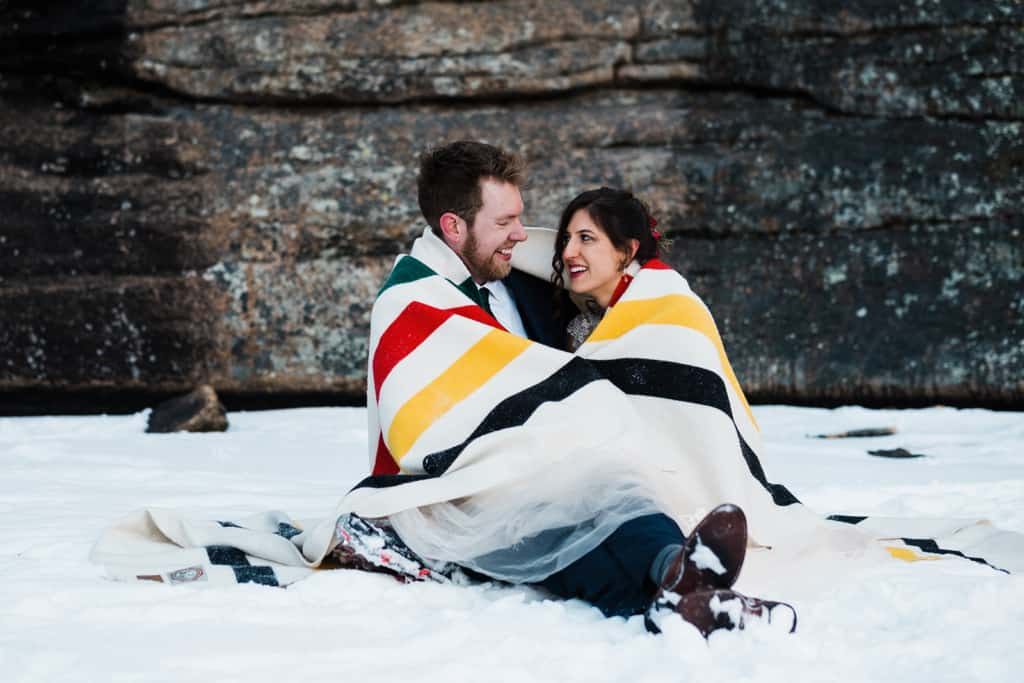 Adventure Elopement RMNP