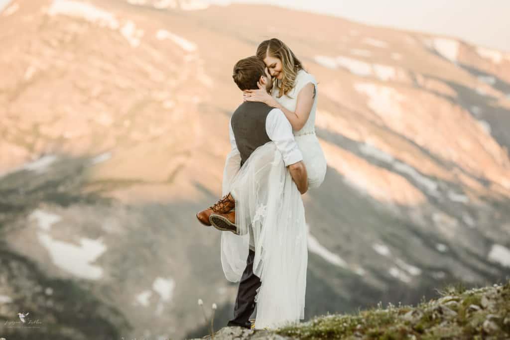 Best Colorado Elopement Photographer