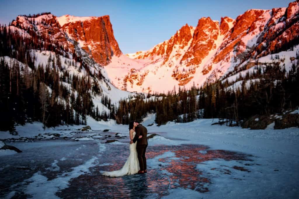 Best Sunrise Wedding photo