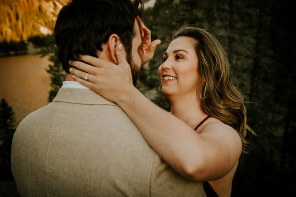 Colorado adventure Elopement