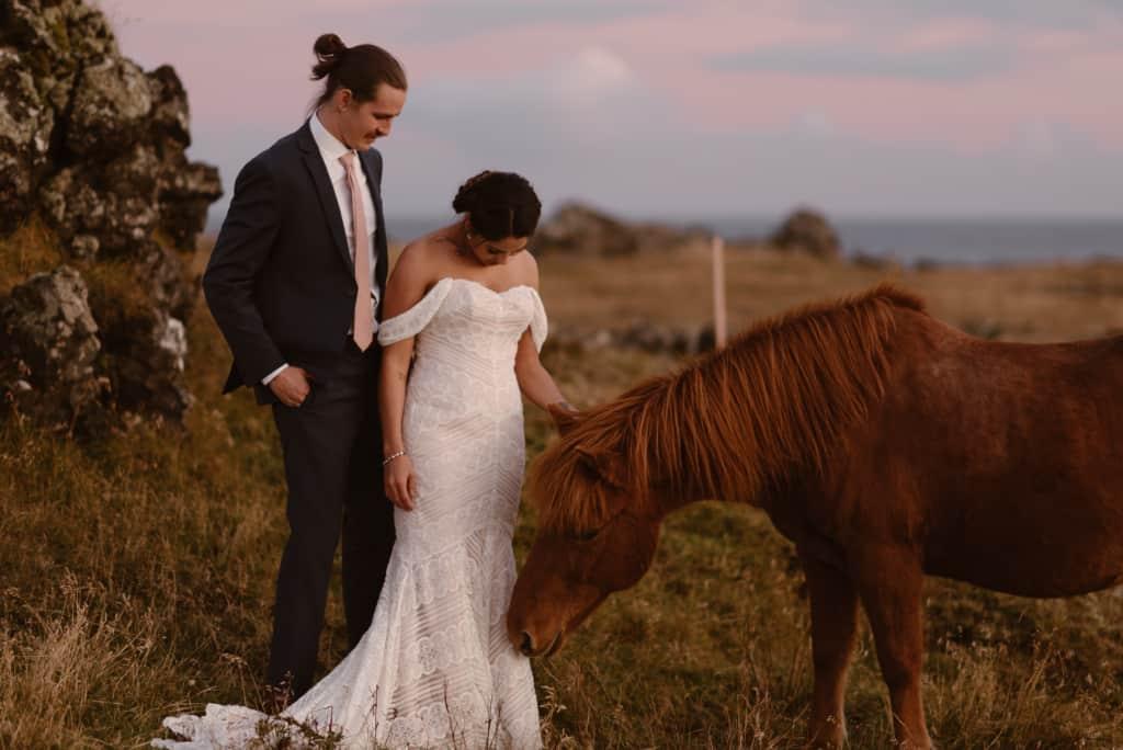 Iceland Wedding Videographer