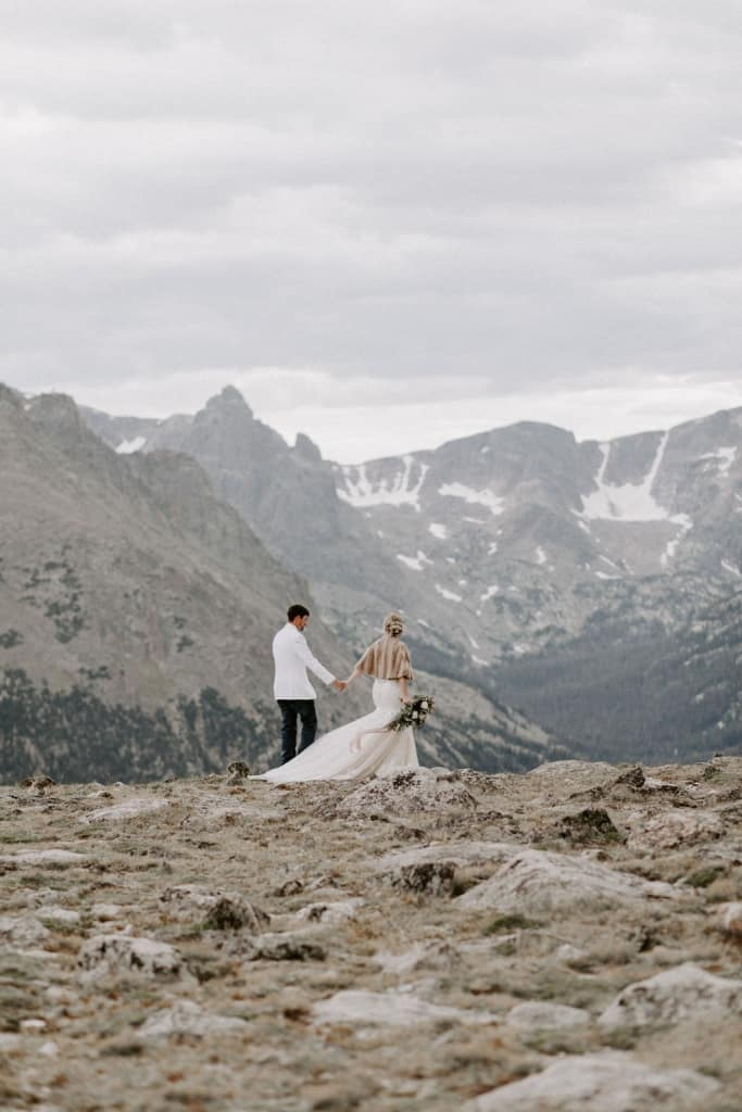 Upper Beaver Meadows Wedding