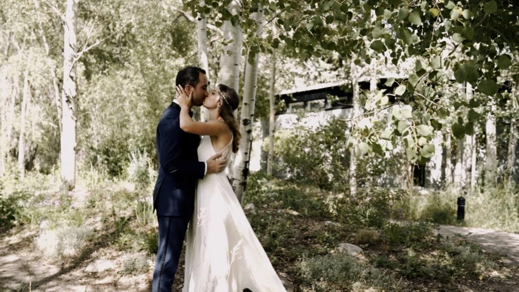 Aspen wedding location in Colorado Elopement Package