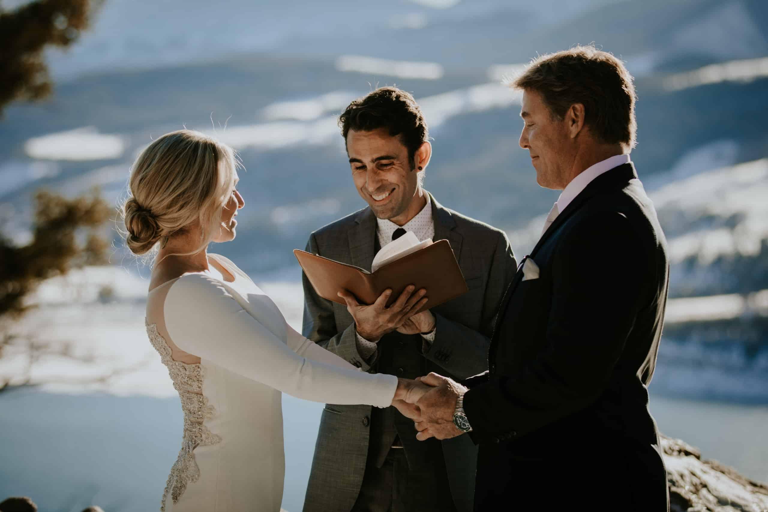 Colorado Wedding Officiants